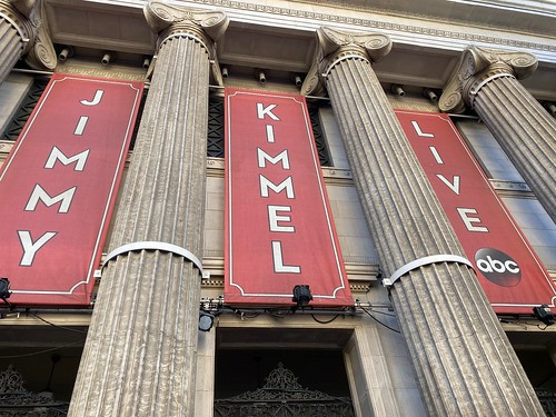 Jimmy Kimmel Live theater
