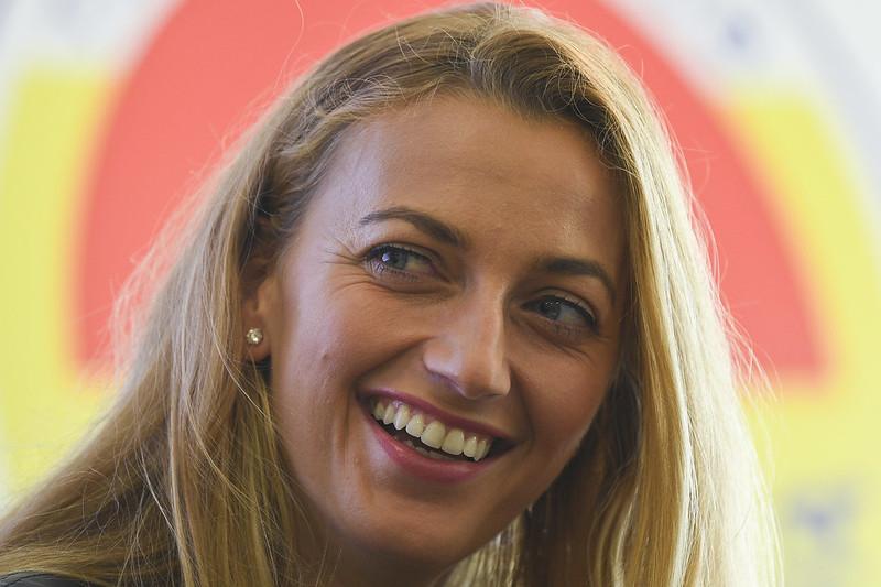 Petra Kvitova。(達志影像資料照)