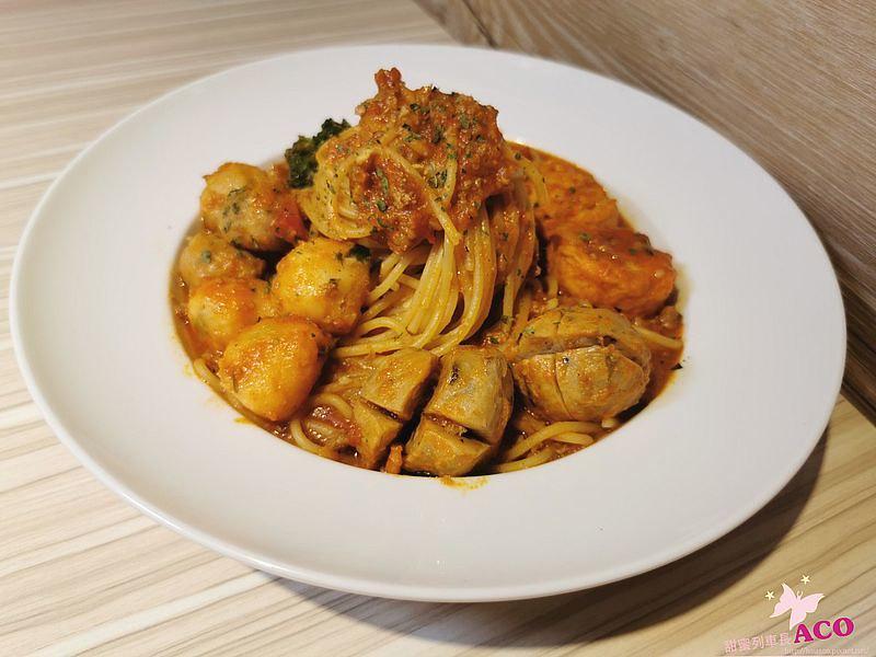 中和義大利麵 自由義式廚房23