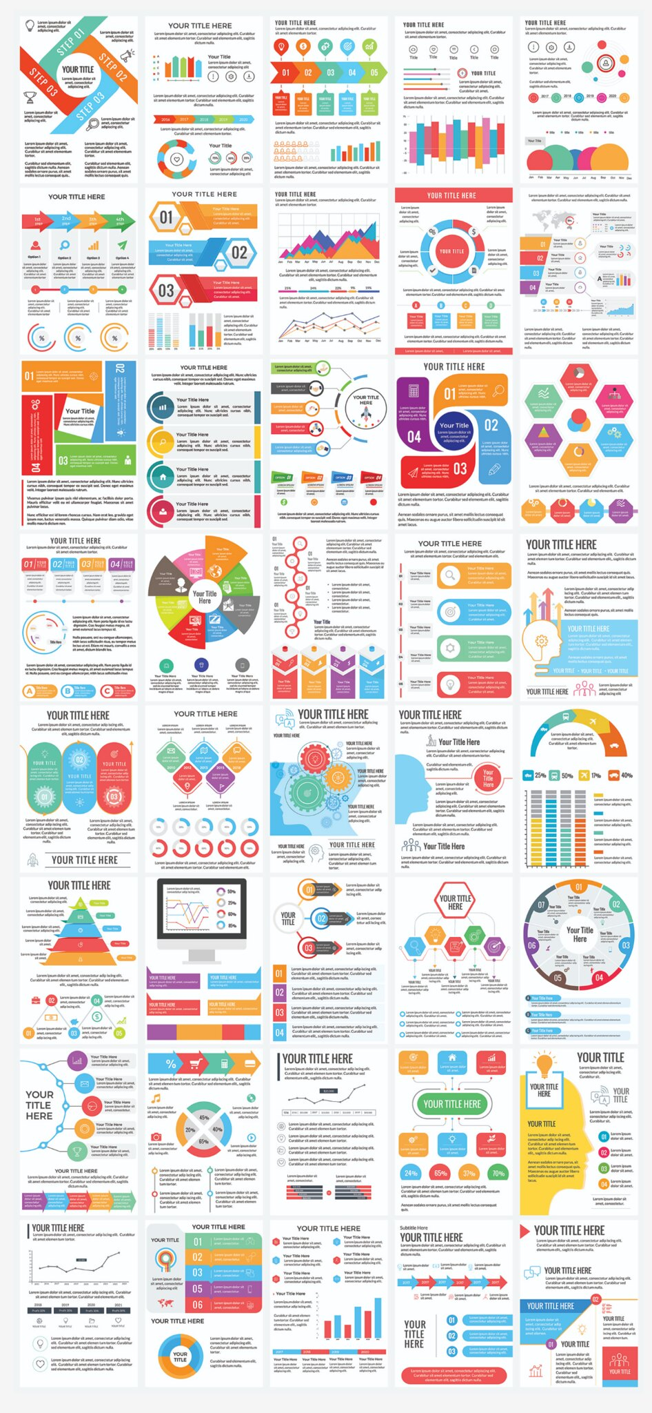 Infographics Kit Bundle Review