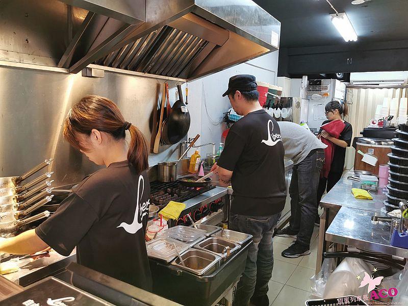 中和義大利麵 自由義式廚房25