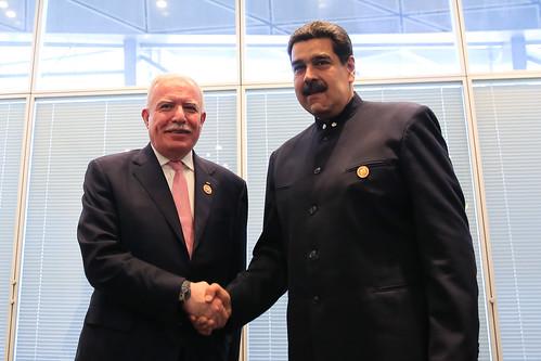 Venezuela y Palestina fortalecen lazos diplomáticos