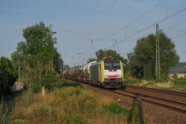 ES 64 F4-089 SBB Cargo International AG | Leißling | August 2019