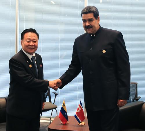 Venezuela y República Popular Democrática de Corea afianzan relación bilateral