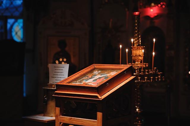 26 октября 2019 г. Всенощное бдение Недели 19-й по Пятидесятнице