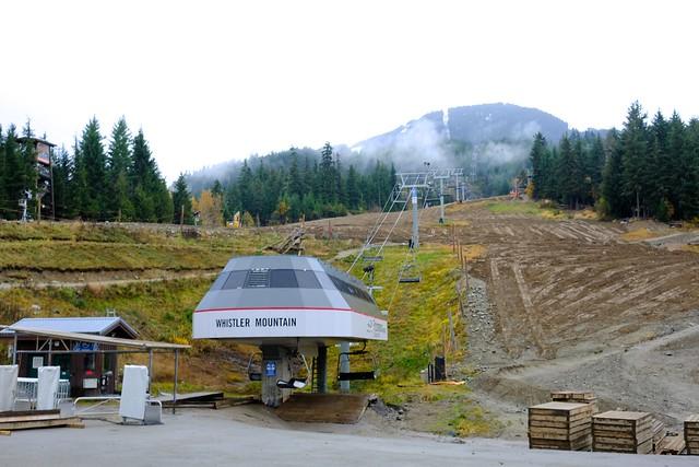 Ziptrek Ecotours   Whistler Mountain, British Columbia