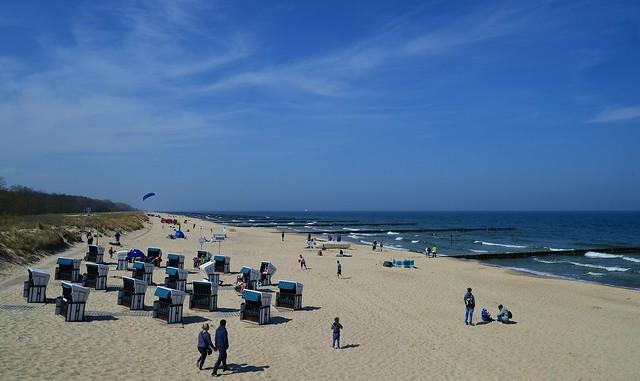 Koserow - Beach