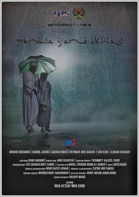 Poster Pendoa Yang Ikhlas