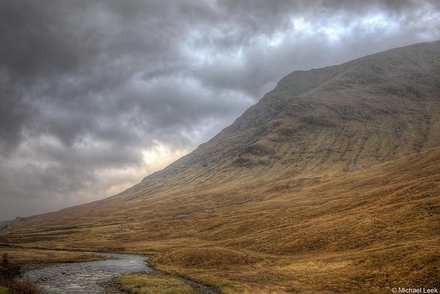 Glen Etive; The Highlands, Scotland