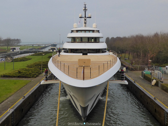 Feadship Faith (project Vertigo). BN:1006