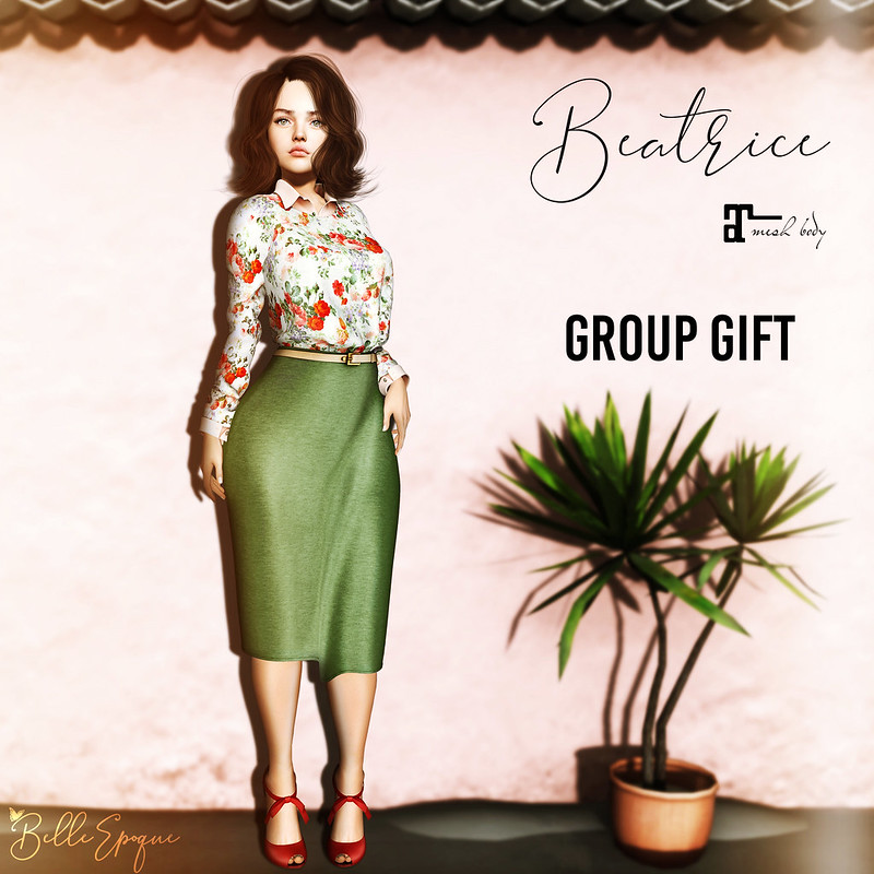 Beatrice ♥ GROUP GIFT