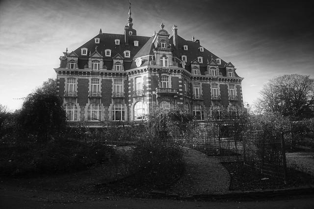 Namur's Castle for Halloween