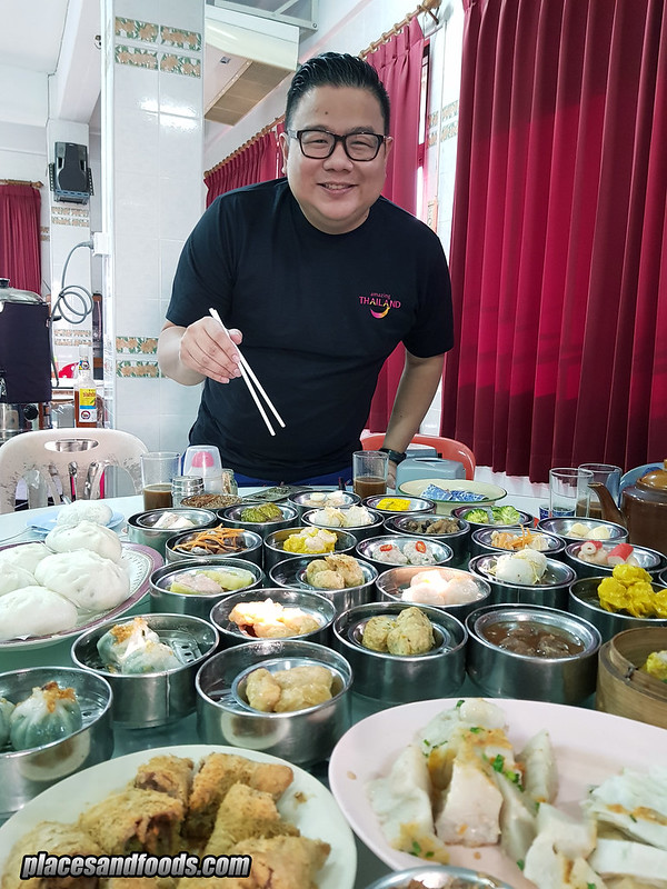 betong dimsum places and foods