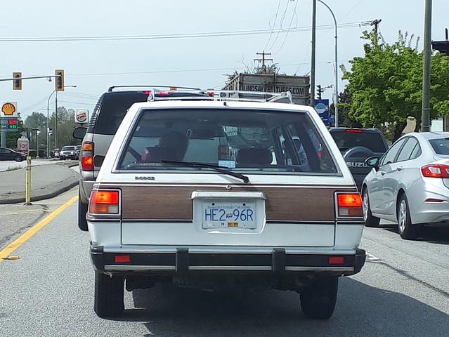 1978 Dodge Colt Wagon