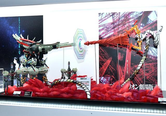 【TAMASHII NATION 2019】METAL BUILD 夜間戰鬥配色、ROBOT魂完全新規EVA...多款《福音戰士新劇場版》新作試作品公開!