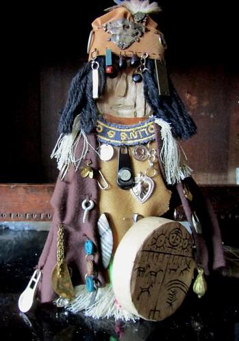 шаман Танин