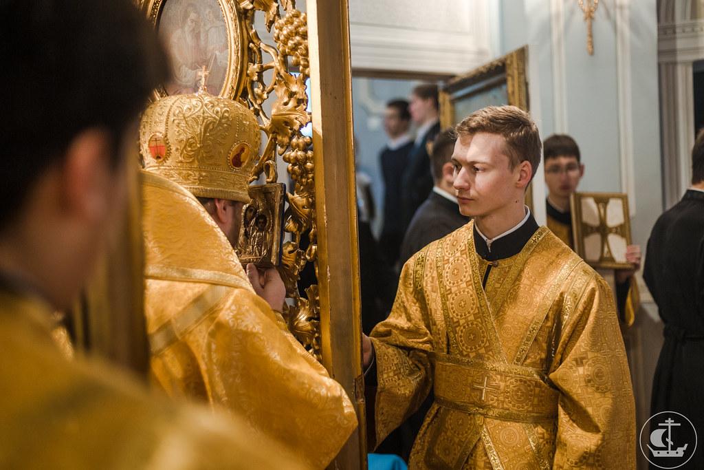 26-27 октября 2019, 19-я седмица по Пятидесятнице / 26-27 October 2019, The 19th week after Pentecost