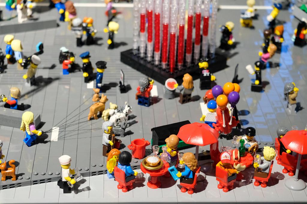 Lego Miniature
