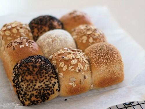 ライ麦ちぎりパン 20191026-DSCT0913 (3)