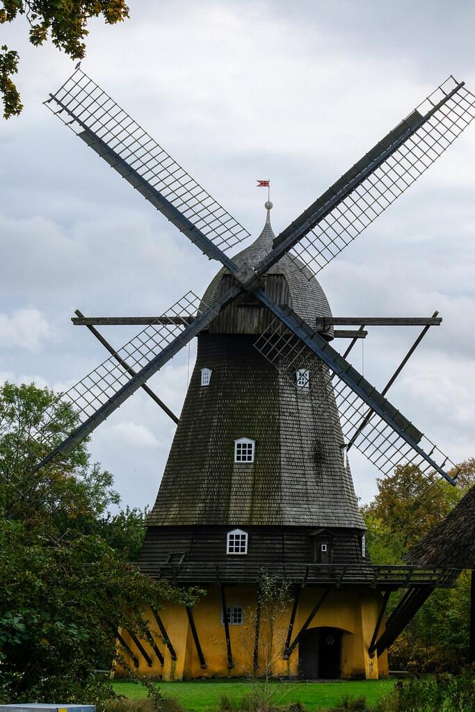 Large Windmill