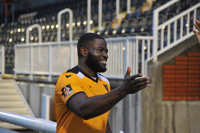 Maidstone United v Billericay Town 307