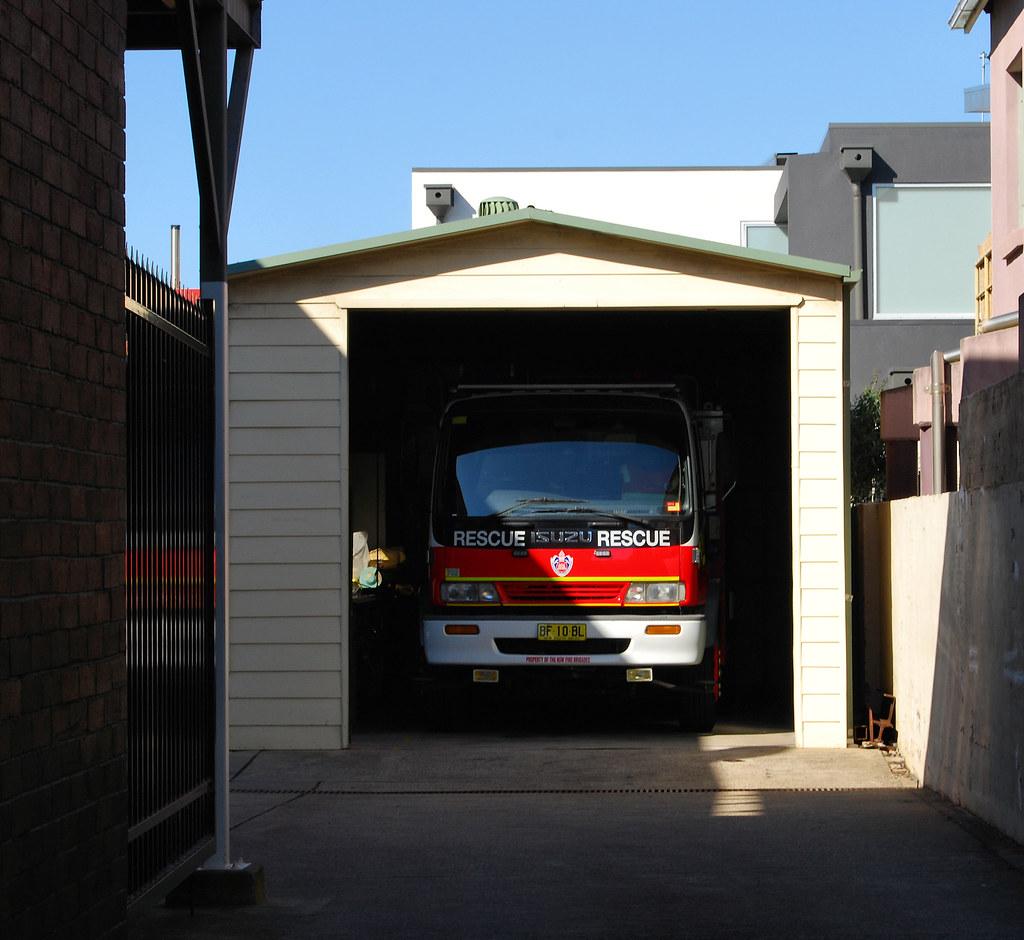 Fire Station, Narrabeen, Sydney, NSW.
