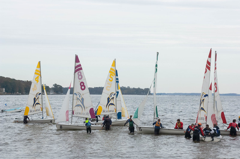 KIHS Sailing BCSC Regatta - 10/26/2019