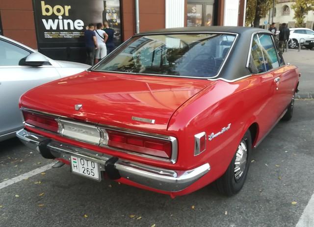Toyota Corona Mark II 2000 T70 Coupe