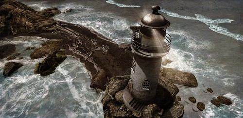 Safe Passage - The Lighthouse Keepers of Soul2Soul Rapids