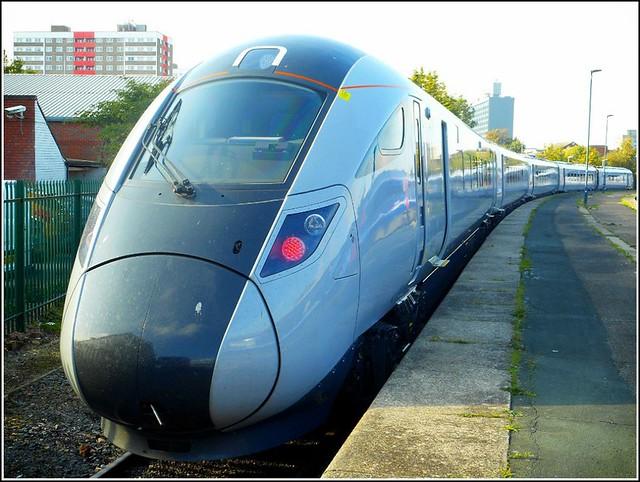 British Rail Class 802 ..