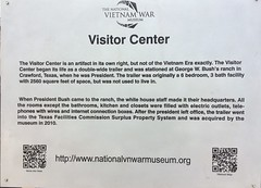 National Vietnam War Museum Visitor Center