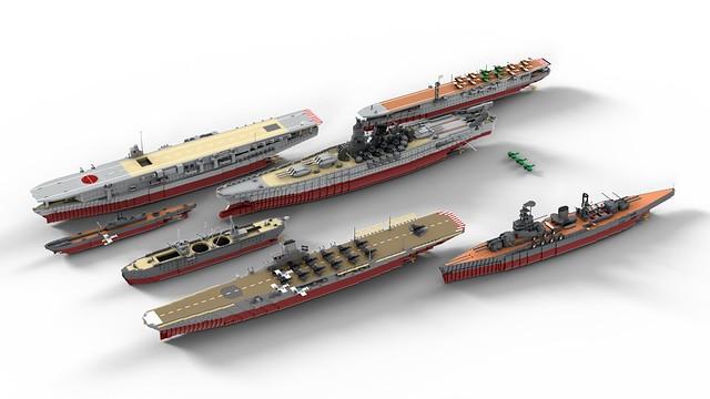 japanese fleet