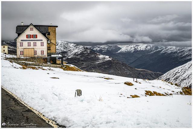 Furkapass road - 2.429mt -  Switzerland -  NZ_3305