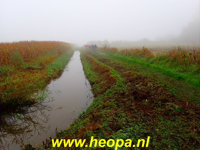 2019-10-23 Raalte     2e dag  Heino   30 Km (16)