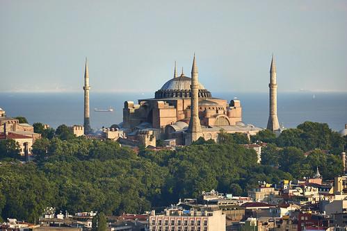 hagiasofia ayasofia istanbul turk turkey byzantine
