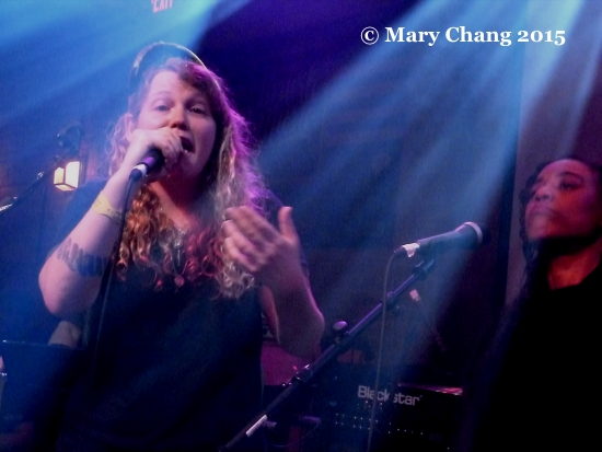 Kate Tempest at SXSW 2015, Music Wales