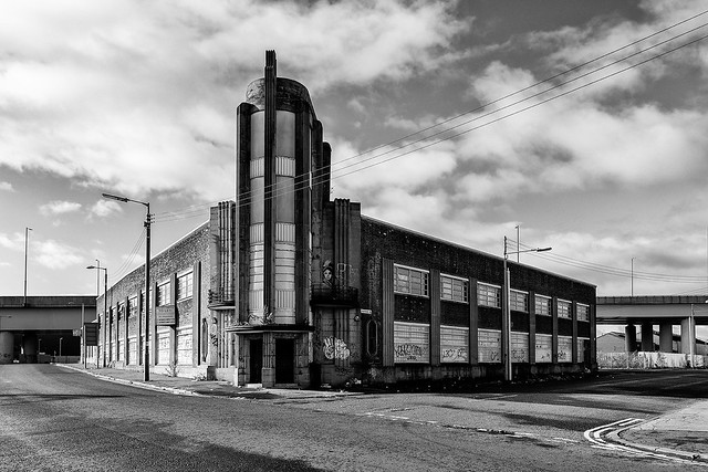 leyland building