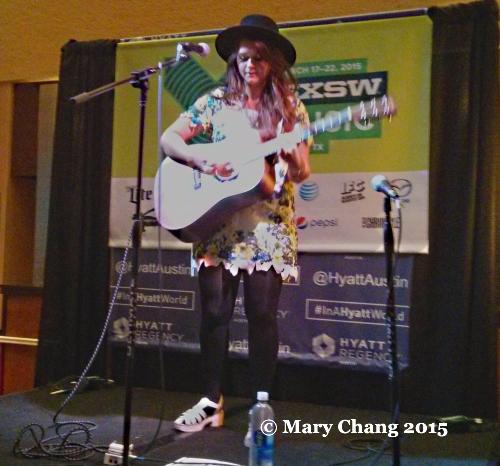 Demi Louise Saturday SXSW 2015