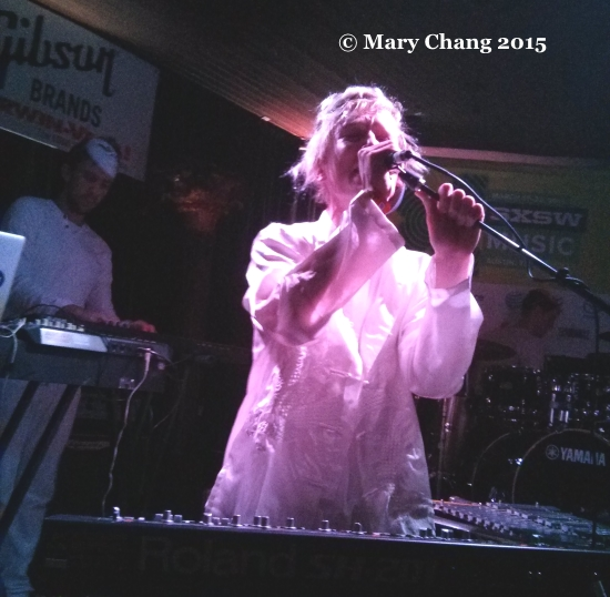 Meltybrains? at Music from Ireland at SXSW 2015