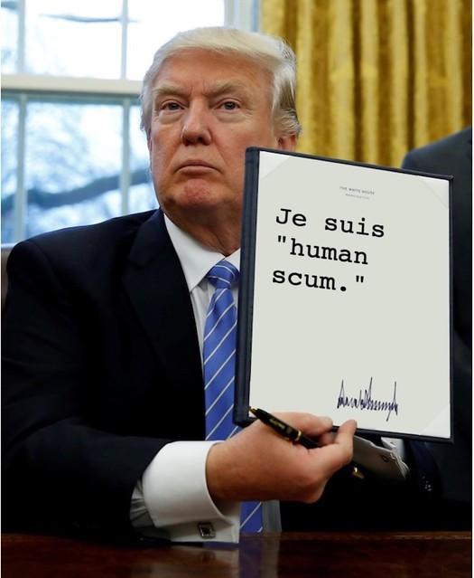 Trump_humanscum