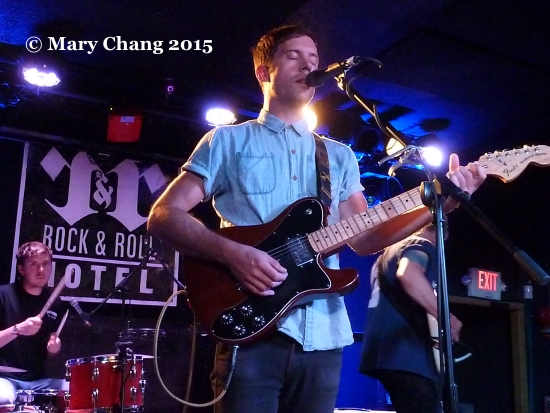Life in Film at Rock 'n' Roll Hotel August 2015