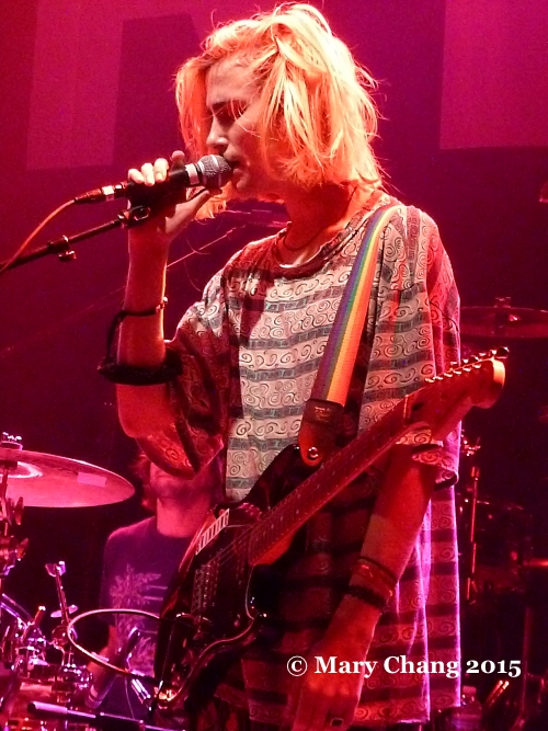DIIV performing live at 9:30 Club, Washington DC