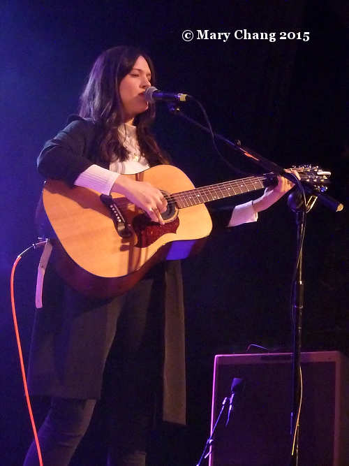 The Staves at Dublin Olympia