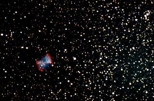 Dumbbell Nebula Again