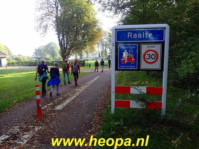 2019-10-23 Raalte     2e dag  Heino   30 Km (110)