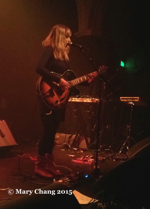 Hannah Lou Clark live at Norwich Sound and Vision 2015