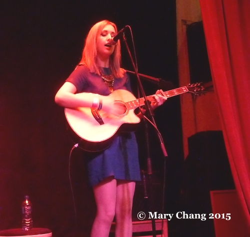 Abigail Blake Norwich Sound and Vision 2015