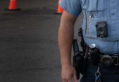 Minneapolis Police Officer Body Camera | by Tony Webster