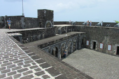 Brimstone Hill Fortress National Park - St. Kitts | by Stabbur's Master