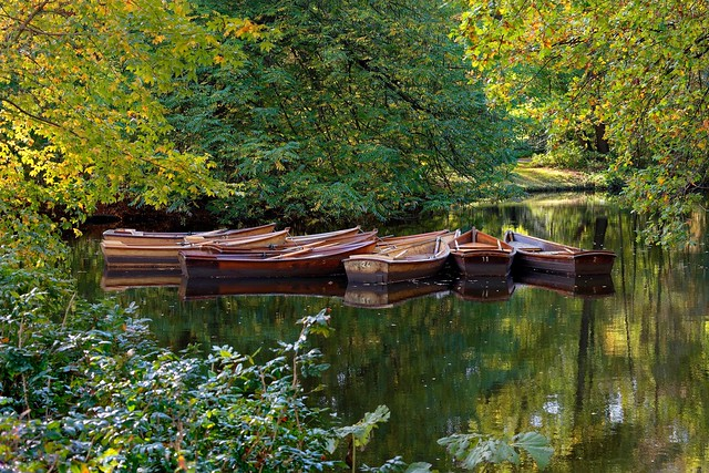 Days in October | Boats